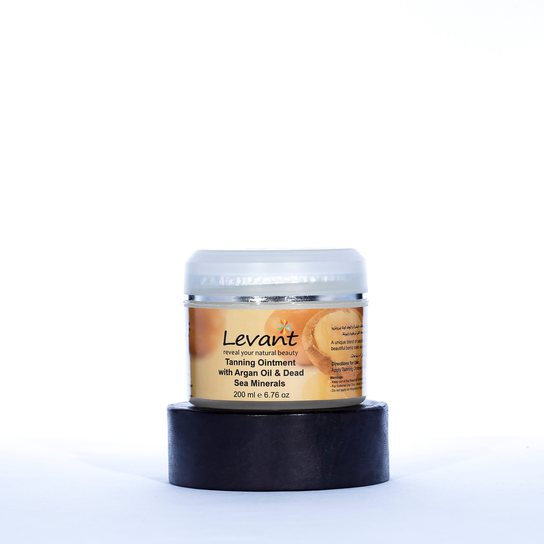 Tanning Ointment With Argan Oil & Dead Sea Minerals
