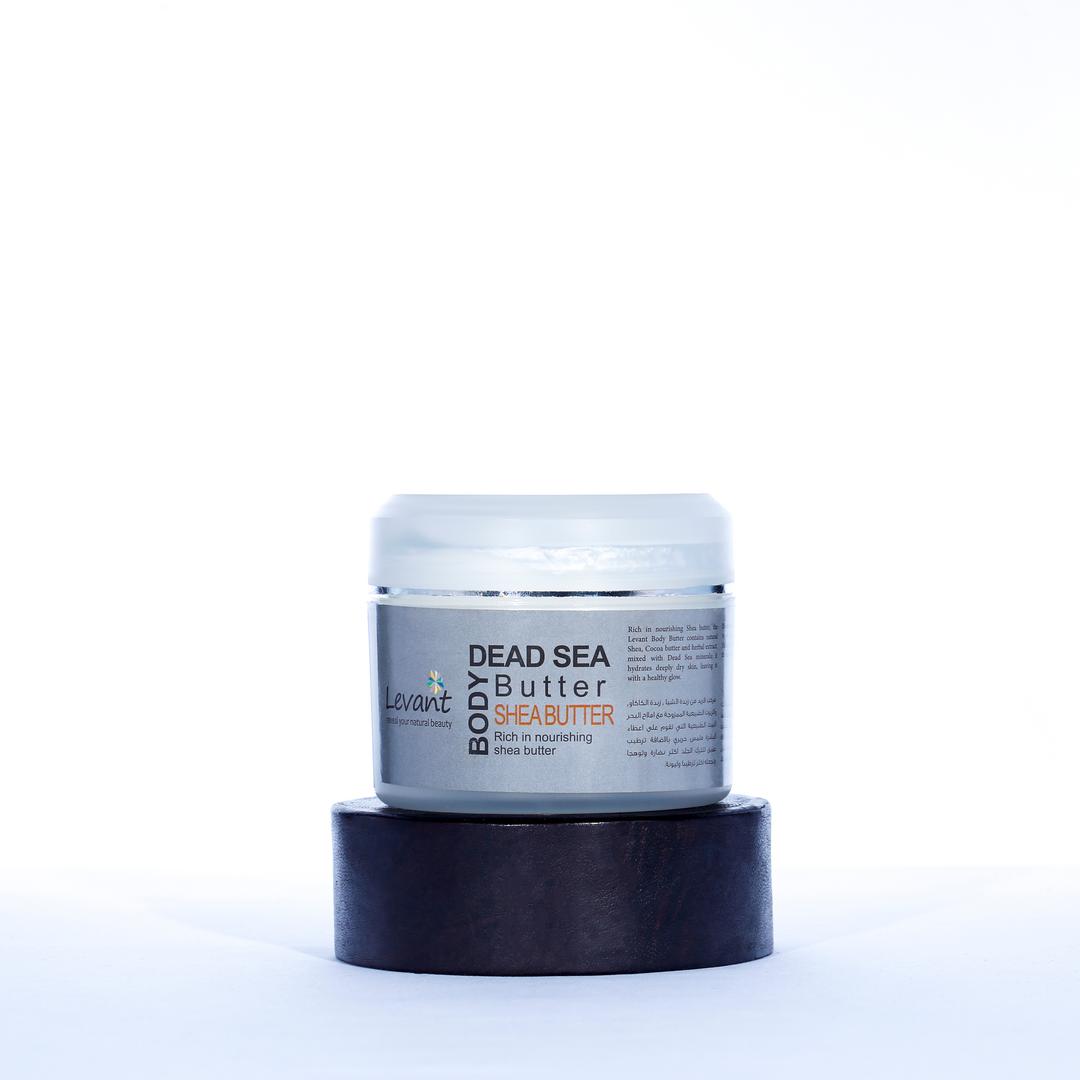 Dead Sea Body Butter – Shea