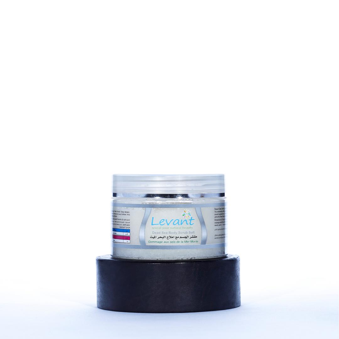 Dead Sea Body Scrub Salts – Jasmine